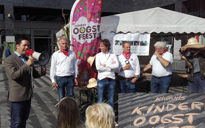 Kiwanis Kinderoogstfeest