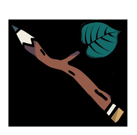 Logo Natuurpedagoog innovatieve projecten